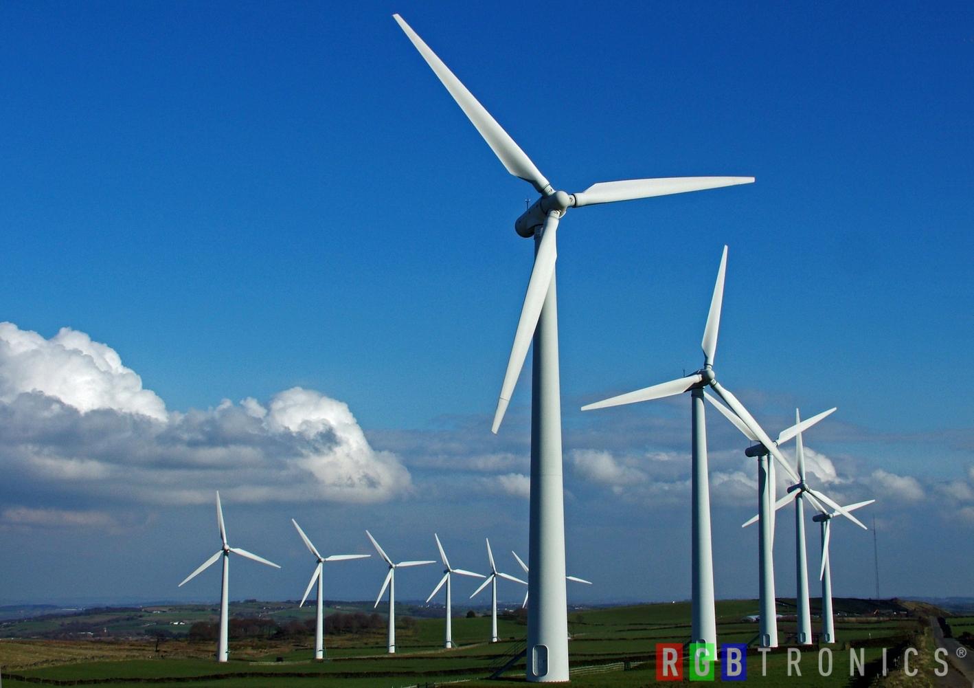 Energía Eólica o Energía por viento