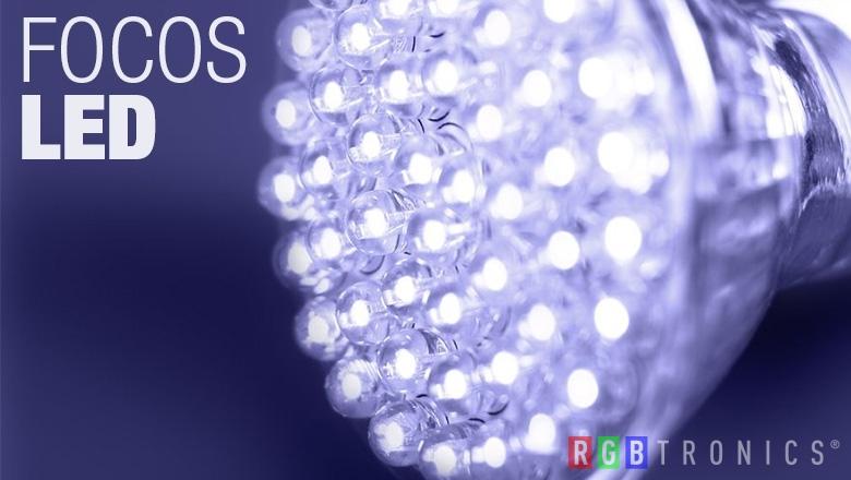 Focos y lamparas de LED