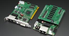 Sugerencias de sistemas de control para pantallas LED