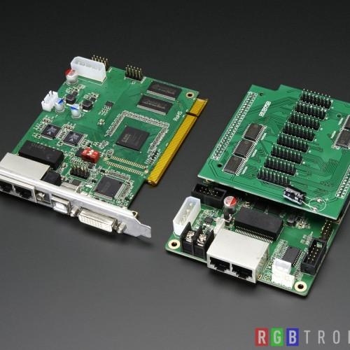 Sistemas de control pantallas LED
